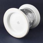 Arabia/アラビア アラビア社、ユニークなイラストのフラワーポット Spool