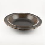 Arabia/アラビア Ulla Procope/ウラ・プロコッペデザインのスープ皿 Ruska/ルスカ