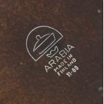 Arabia/アラビア Ulla Procope/ウラ・プロコッペデザインのコーヒーポット Ruska/ルスカ