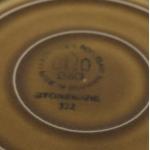 Bing & Grøndahl Quistgaard/クイストゴーデザインのスープ皿 Relief/レリーフ