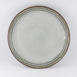 Bing & Grøndahl Quistgaard/クイストゴーデザインのケーキ皿 Rune/ルネ