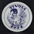 Tivoli/チボリのイヤープレート