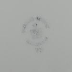 Egersund/イーエスンド 青い花柄のランチプレート Korulen 75