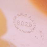 Erik Kold/エリック・コルド 黄色の花柄キャニスター(特大) 6025