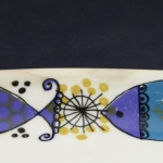 Figgjo/フィッギオ Clupea/クルピエ 魚柄プレート Turi design