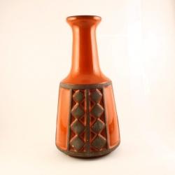 Frank Keramik/フランク・セラミック 花瓶 Orange
