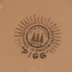 Gefle/ゲフレ ソースポット pigg