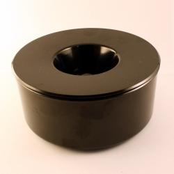 Gustavsberg/グスタフスベリ 灰皿(黒) Kulan/クーラン