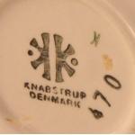 Knabstrup/クナブストラップ スパイスポット(vanille/バニラ) Pernille