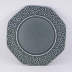 Kronjyden/クロニーデン Quistgaard/クイストゴーデザインのケーキプレート Blue Azur