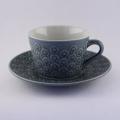 Quistgaard/クイストゴーデザインのカップ&ソーサー