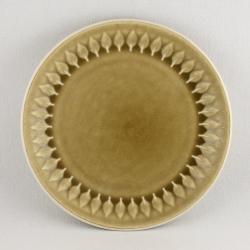 Kronjyden/クロニーデン Quistgaard/クイストゴーデザインのケーキ皿 Relief/レリーフ