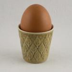 Kronjyden/クロニーデン Quistgaard/クイストゴーデザインのエッグカップ Relief/レリーフ