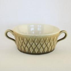 Kronjyden/クロニーデン Quistgaard/クイストゴーデザインのスープカップ Relief/レリーフ