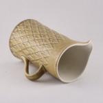 Kronjyden/クロニーデン Quistgaard/クイストゴーデザインのピッチャー Relief/レリーフ