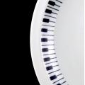 Tangent(鍵盤)模様のケーキプレート