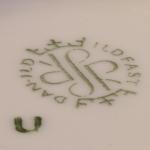 Lyngby Porcelain/リュンビュー・ポーセリン クリーマー Danild 42 Green