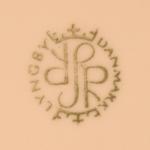 Lyngby Porcelain/リュンビュー・ポーセリン ケーキプレート b Danild 66