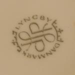 Lyngby Porcelain/リュンビュー・ポーセリン シュガーボウル Danild 66