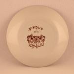 Nymolle/ニュモール Wiinblad/ウィンブラッドのイラストカップ&プレート 3513