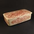 Wiinblad/ウィンブラッドのイラスト陶器製ボックス