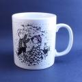 Wiinblad/ウィンブラッドのイラストカップ(10月)