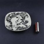 Nymolle/ニュモール ヴィンブラッドイラストの小皿(2枚組) 3061-1243