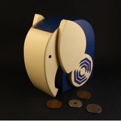 貯金箱 Handelsbanken