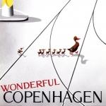 Viggo VagnbyデザインWonderful Copenhagenポスター (リプリント) Andemor