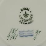 Royal Copenhagen/ロイヤル・コペンハーゲン カップ&ソーサー Hjertegræs