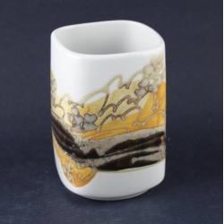 Royal Copenhagen/ロイヤル・コペンハーゲン Ellen Malmerデザインの花瓶(小) 962-3761