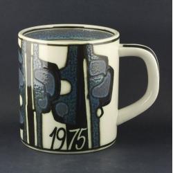 Royal Copenhagen/ロイヤル・コペンハーゲン イヤーマグカップ(大) 1975