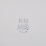 Rörstrand/ロールストランド ランチプレート Koka/コカ