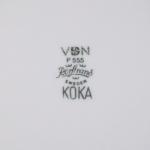 Rörstrand/ロールストランド スープ皿 Koka/コカ