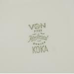 Rörstrand/ロールストランド ケーキ皿 Koka/コカ
