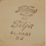 Rörstrand/ロールストランド バターウォーマー Silja/シリア