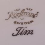Rörstrand/ロールストランド お皿 Tim/ティム