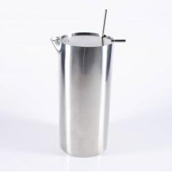 Stelton/ステルトン Arne Jacobsen(アルネ・ヤコブセン)デザインのマティーニジャグ Cylinda/シリンダ
